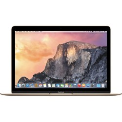 "Apple 12"" MacBook ,Gold"