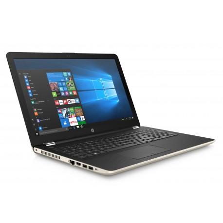 "HP 15-bw006wm 15.6"" AMD E2-9000e Soft Gold Laptop"