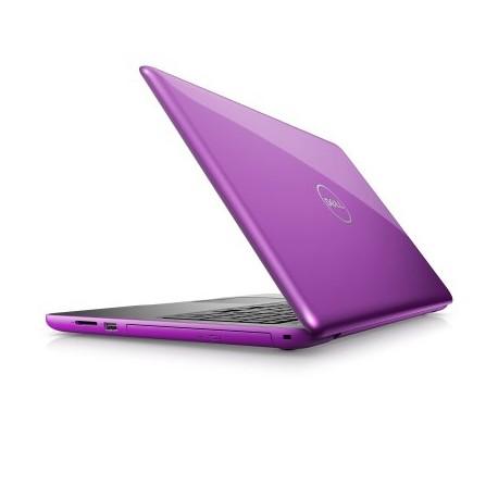"Dell Inspiron 15.6"" i5565 AMD A9-9400 Purple Laptop"
