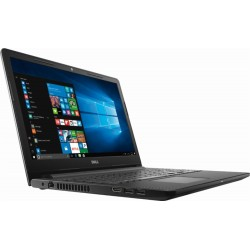 "Dell Inspiron 15.6"" Laptop, AMD A6-Series, AMD Radeon R4, 4GB Memory, 500GB Hard Drive, DVD-RW - Black"