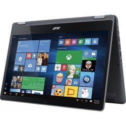 "Acer Aspire R5-571T-57Z0 15.6"", Convertible, Core i5-7200U, 8GB, 1TB, Touchscreen Steel Gray Laptop"