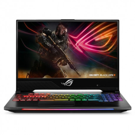 "ASUS 15.6"" Republic of Gamers Strix Scar II GL504 Laptop (Gunmetal)"