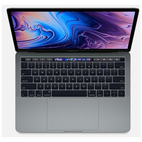 """Apple 13.3"""" MacBook Pro with Touch Bar (Mid 2018, Space Gray)"""