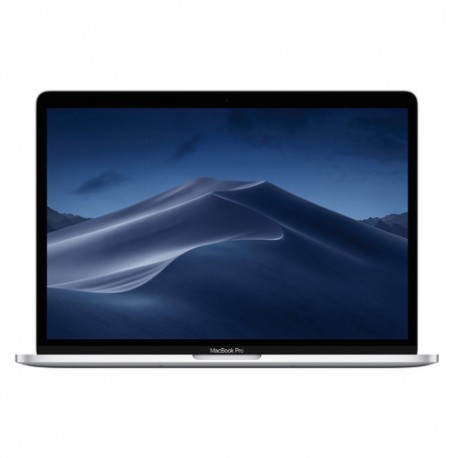 """Apple 13.3"""" MacBook Pro with Touch Bar (Mid 2019, Silver)"""