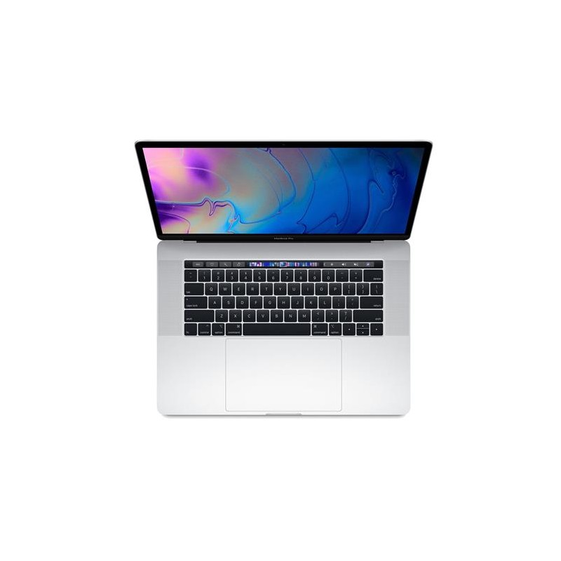 Apple 15 4 U0026quot  Macbook Pro With Touch Bar  Mid 2019  Silver  - Usanotebook Com