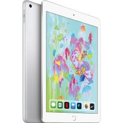 """Apple 9.7"""" iPad, 32GB, Wi-Fi, Silver"""