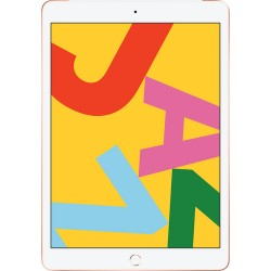 "Apple 10.2"" iPad (Late 2019, 32GB, Wi-Fi + 4G LTE, Gold)"