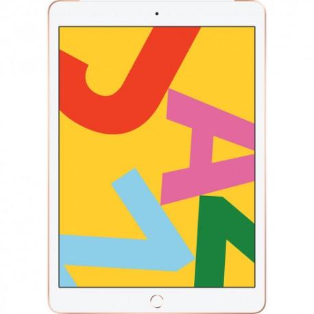 """Apple 10.2"""" iPad (Late 2019, 32GB, Wi-Fi + 4G LTE, Gold)"""