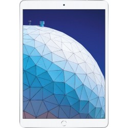 "Apple 10.5"" iPad Air (Early 2019, 256GB, Wi-Fi + 4G LTE, Silver)"
